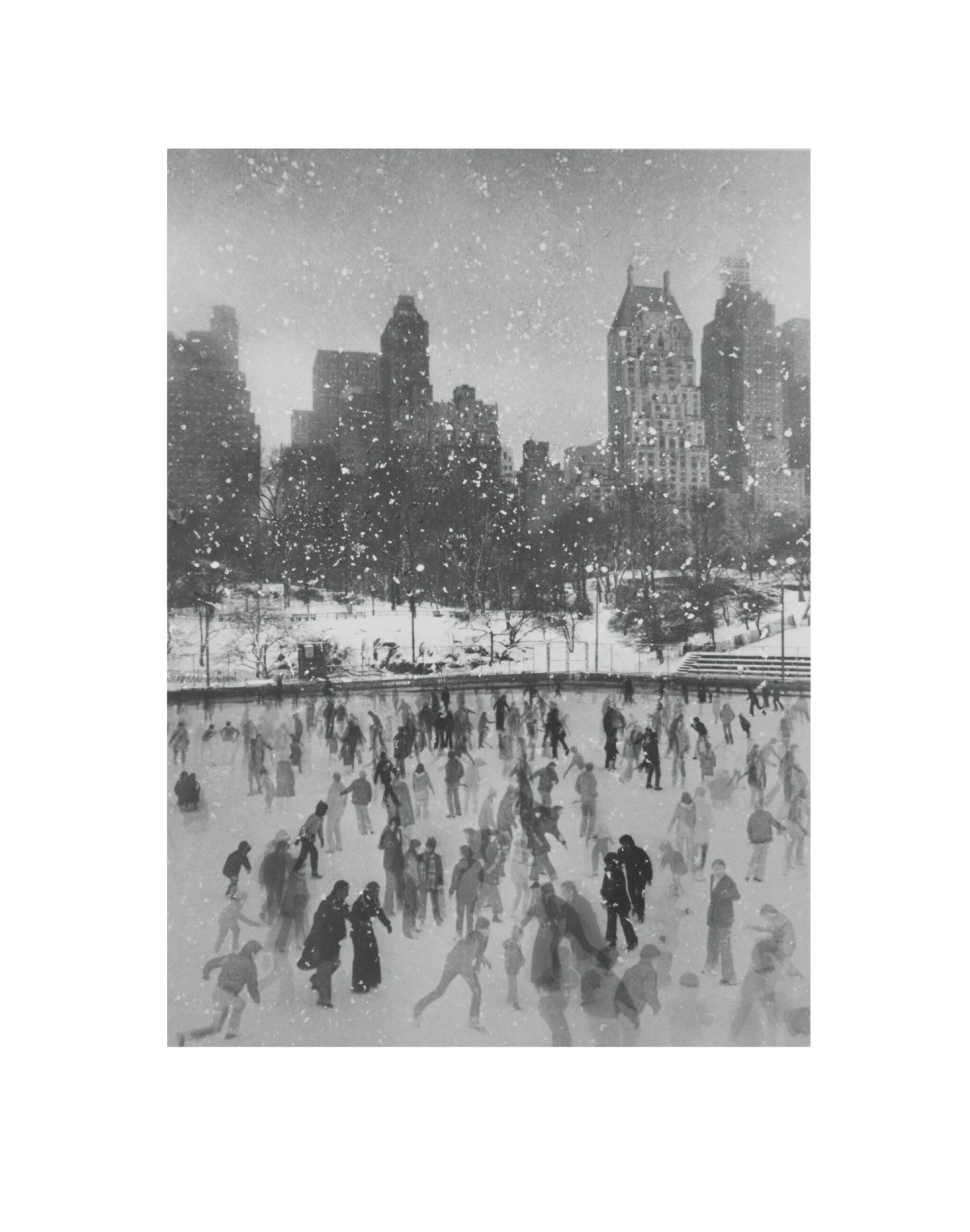View full screen - View 1 of Lot 90. ED PFIZENMAIER | SELECTED IMAGES OF NEW YORK.