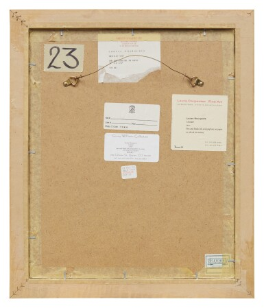 View 3. Thumbnail of Lot 257. LOUISE BOURGEOIS | UNTITLED.