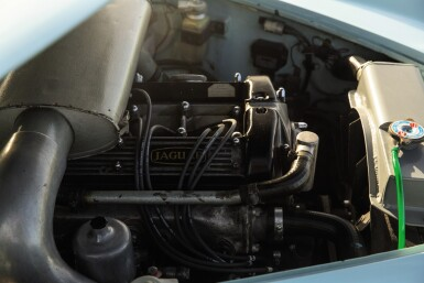 View 9. Thumbnail of Lot 385. A 1967 Jaguar 420.