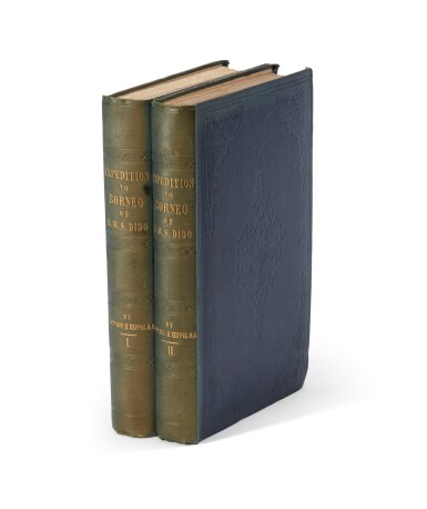 Keppel | The Expedition to Borneo, 1846, 2 volumes