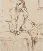 RICHARD DIEBENKORN |  UNTITLED