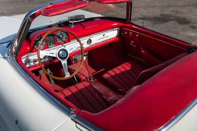 View 81. Thumbnail of Lot 65. 1960 Mercedes-Benz 300SL Roadster.