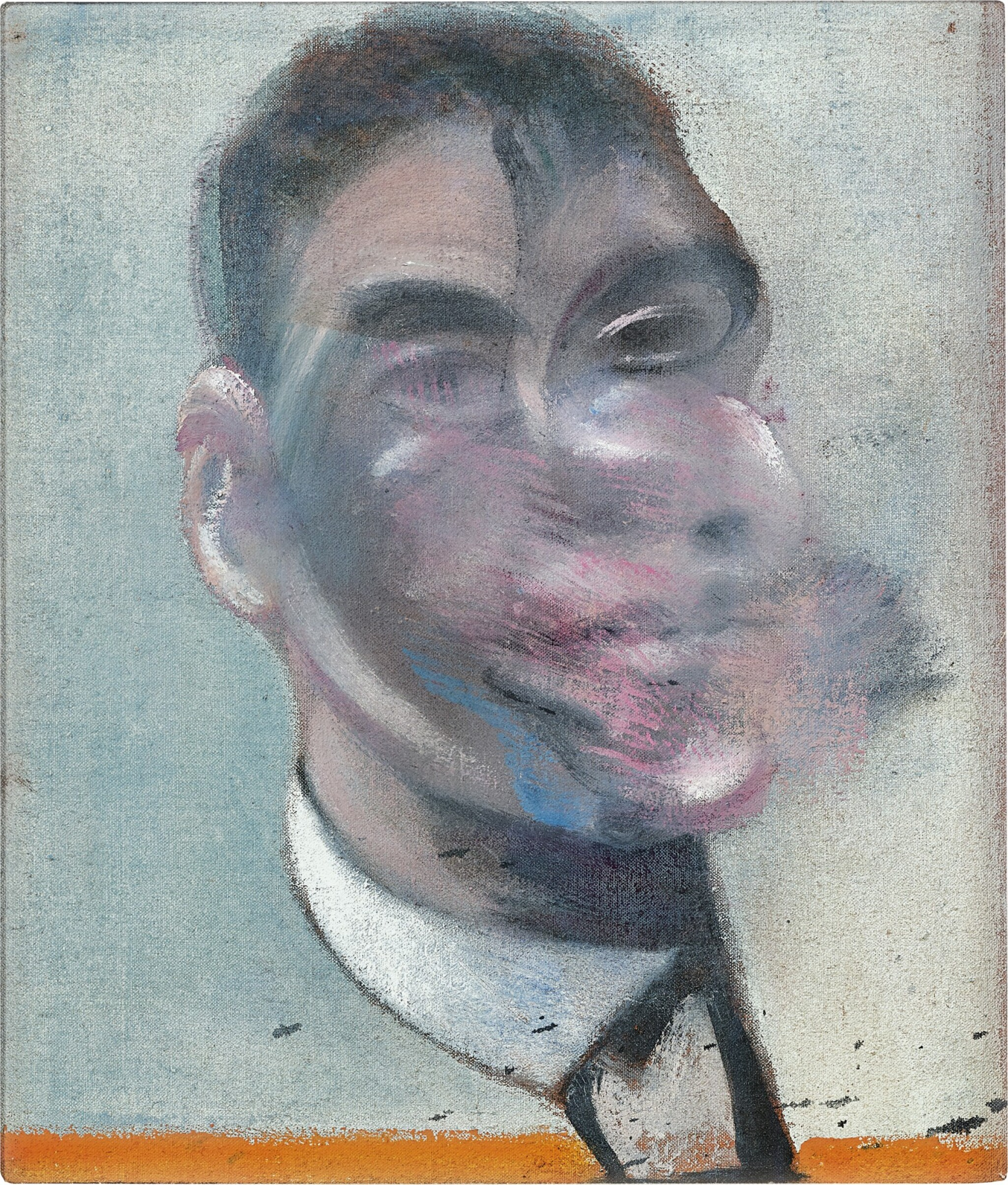 View full screen - View 1 of Lot 1128. FRANCIS BACON 弗朗西斯・培根 | STUDY FOR A PORTRAIT 肖像習作.