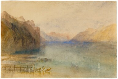 View 1. Thumbnail of Lot 69. Lake Lucerne at Dusk.