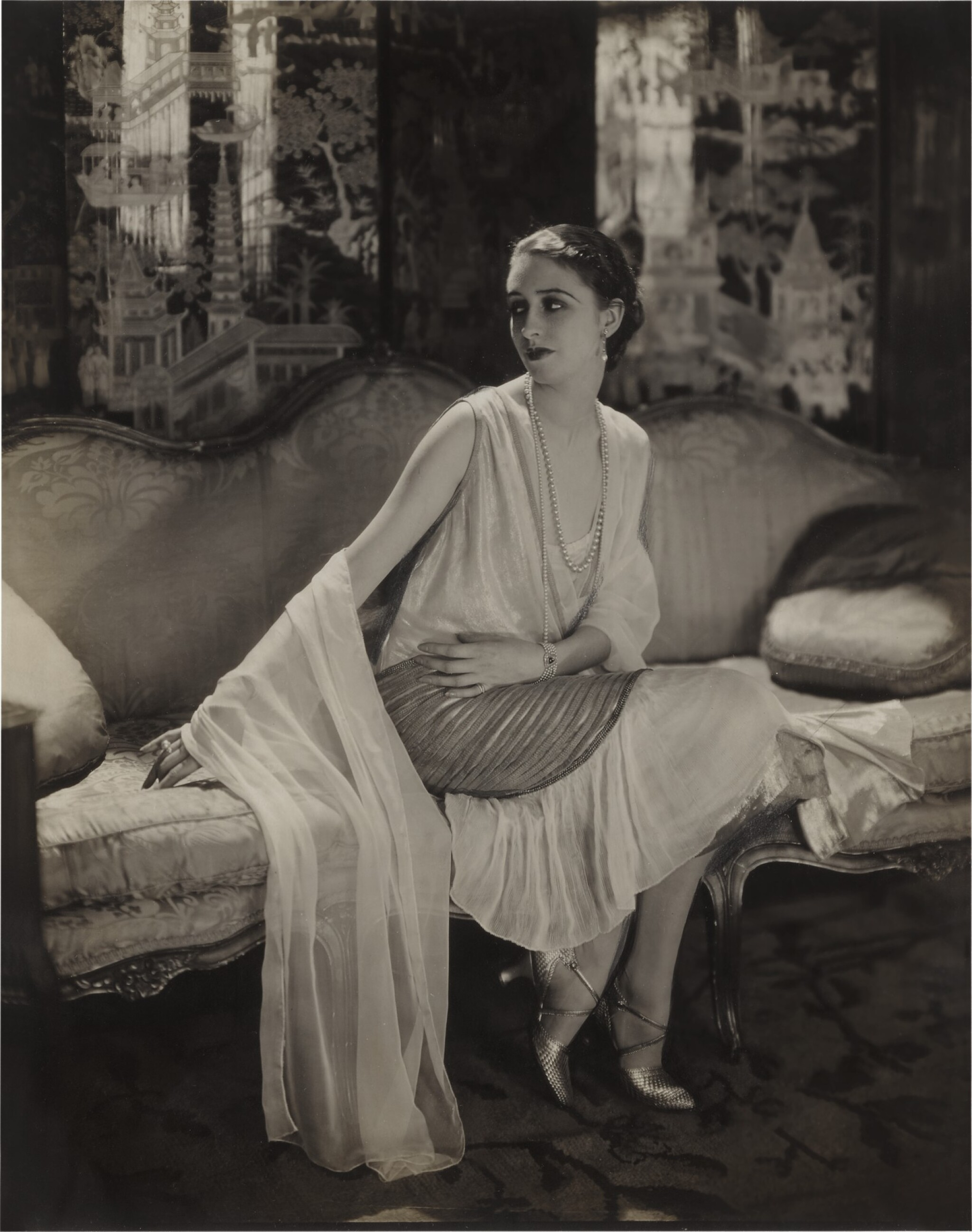 View full screen - View 1 of Lot 20. EDWARD STEICHEN | MARION MOREHOUSE.