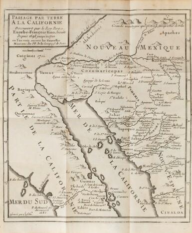 View 2. Thumbnail of Lot 204. COMPAGNIE DE JESUS. Lettres édifiantes... 1717-1776. 34 vol. Ex. aux armes du duc d'Aumont..
