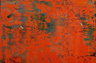 View 2. Thumbnail of Lot 125.  GERHARD RICHTER  |  ABSTRAKTES BILD.