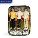 """""""Don't Play No Game That I Can't Win"""" limited edition action figures"""