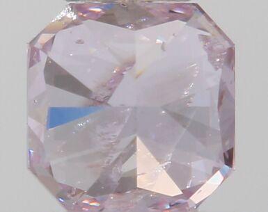 A Group of 5 Fancy Pink and Fancy Purplish Pink Diamonds