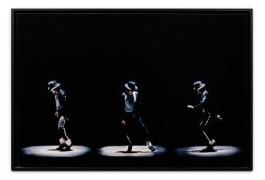 View 2. Thumbnail of Lot 199. Michael Jackson, Chicago 1988.