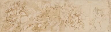 ITALIAN SCHOOL, 16TH CENTURY   CHERUBS SINGING