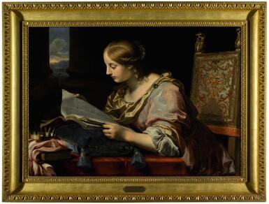 View 2. Thumbnail of Lot 14. Saint Catherine of Alexandria |《亞歷山大的聖凱瑟琳》.
