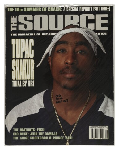 View 5. Thumbnail of Lot 106. A COMPLETE RUN OF SOURCE MAGAZINE..