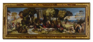 View 4. Thumbnail of Lot 116. The Plague at Pergamea; The Sicilian Games          .