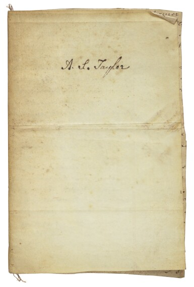 """View 4. Thumbnail of Lot 90. TAYLOR, ALFRED SWAINE 