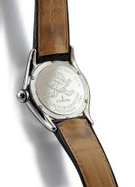 CORUM | BUBBLE PRIVATEER PIRATE, REFERENCE 082.150.20, A LIMITED EDITION STAINLESS STEEL WRISTWATCH WITH DATE, CIRCA 2005