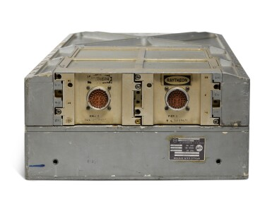 View 4. Thumbnail of Lot 44. Apollo Guidance Computer.