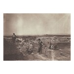 ROGER FENTON | A QUIET DAY IN THE MORTAR BATTERY