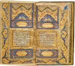 AN ILLUMINATED MINIATURE QUR'AN, TURKEY, OTTOMAN, 18TH CENTURY