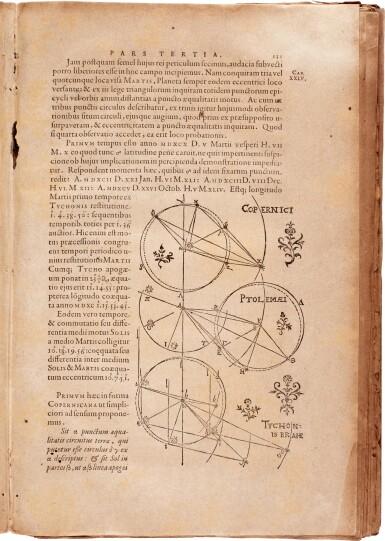 View 3. Thumbnail of Lot 30. Kepler | Astronomia nova, [Heidelberg], 1609, disbound.