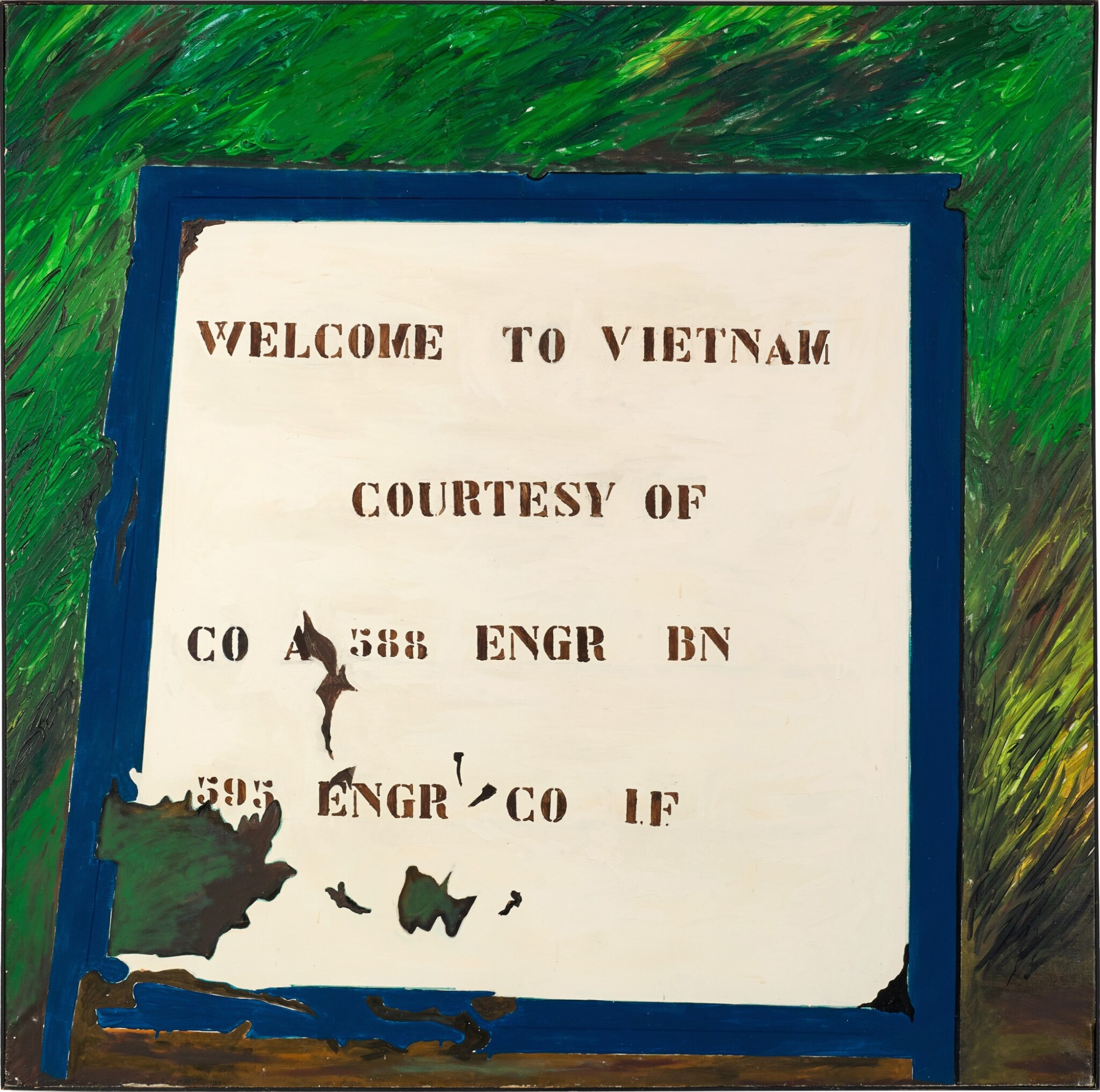 View full screen - View 1 of Lot 11. Welcome to Vietnam.