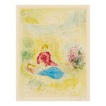 MARC CHAGALL | THE LITTLE SWALLOW (M. 319; SEE C. BKS. 46)
