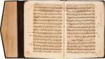 ABU'L-QASIM ABD AL-RAHMAN IBN ISHAQ AL-ZAJJAJI AL-NAHWI AL-BAGHDADI (D.949 AD), KITAB AL-HIJJA'A (A TREATISE ON LINGUISTICS), NEAR EAST, CIRCA 1190 AD