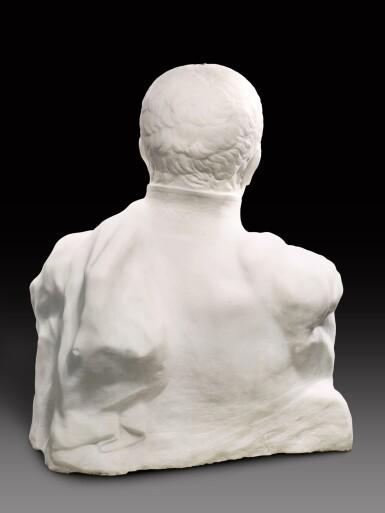 View 6. Thumbnail of Lot 1016. Auguste Rodin 奧古斯特・羅丹 | Napoléon Enveloppé dans Son Réve 逐夢的拿破崙.
