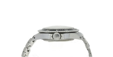 View 5. Thumbnail of Lot 102. ROLEX   REFERENCE 5512 SUBMARINER A STAINLESS STEEL AUTOMATIC WRISTWATCH WITH BRACELET, CIRCA 1965.