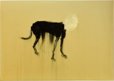 View 1. Thumbnail of Lot 52. RACHEL HOWARD | BLACK DOG (HEADLESS).
