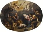 GIUSEPPE VERMIGLIO | The Adoration of the Shepherds