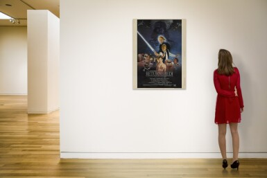 RETURN OF THE JEDI (1983) POSTER, US