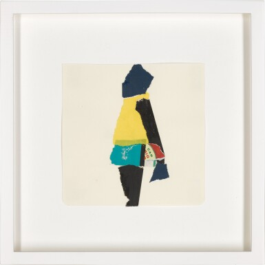 View 19. Thumbnail of Lot 801. DEBORAH ROBERTS | THE HISTORY OF EVERYTHING, PART THREE.