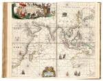 Keulen. De Groote Nieuwe Vermeerderde Zee-Atlas ofte Water-Werelt. 1685, fine hand-colouring