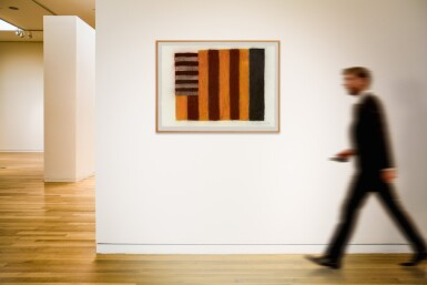 View 4. Thumbnail of Lot 215. SEAN SCULLY   10.6.86.