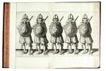 Gheyn, Maniement d'Armes, 1608 [and] Breen, De Nassausche Wapen-Handlinge, 1618