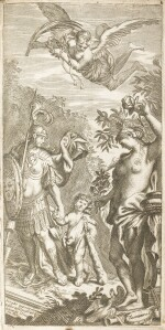 TESAURO, EMANUELE | LA FILOSOPFIA MORALE DERIVATA DALL'ALTO FONTE DEL GRANDE ARISTOTELE STAGIRITA. TURIN, BARTOLOMEO ZAPATA, 1671.
