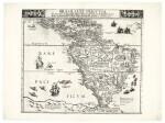 De Jode | Brasilia et Peruvia, [1593]