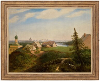 View 2. Thumbnail of Lot 36. ALEXEI KONDRATIEVICH SAVRASOV | VIEW OF MOSCOW.