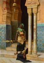 LUDWIG DEUTSCH | THE NUBIAN GUARD