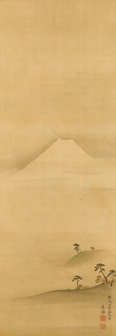 MARUYAMA OKYO (1733–1795), EDO PERIOD, 18TH CENTURY | THE FOUR SEASONS