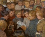NIKOLAI PETROVICH BOGDANOV-BELSKY | Village School