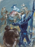 VERA MIKHAILOVNA ERMOLAEVA | Don Quixote and Sancho Panza
