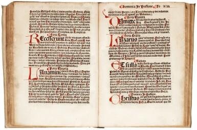 Amicus animae, Sermones, Basel, 1495, later vellum