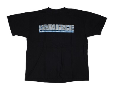 View 12. Thumbnail of Lot 75.  [PRINCE PAUL]   Collection of 15 Vintage Hip Hop T-Shirts from Paul's personal collection.