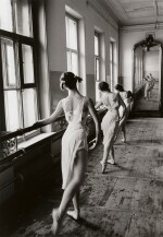CORNELL CAPA |  BOLSHOI BALLET SCHOOL, MOSCOW 1958