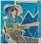 Paloma à la Guitare