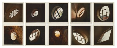 JAN DIBBETS   TEN WINDOWS