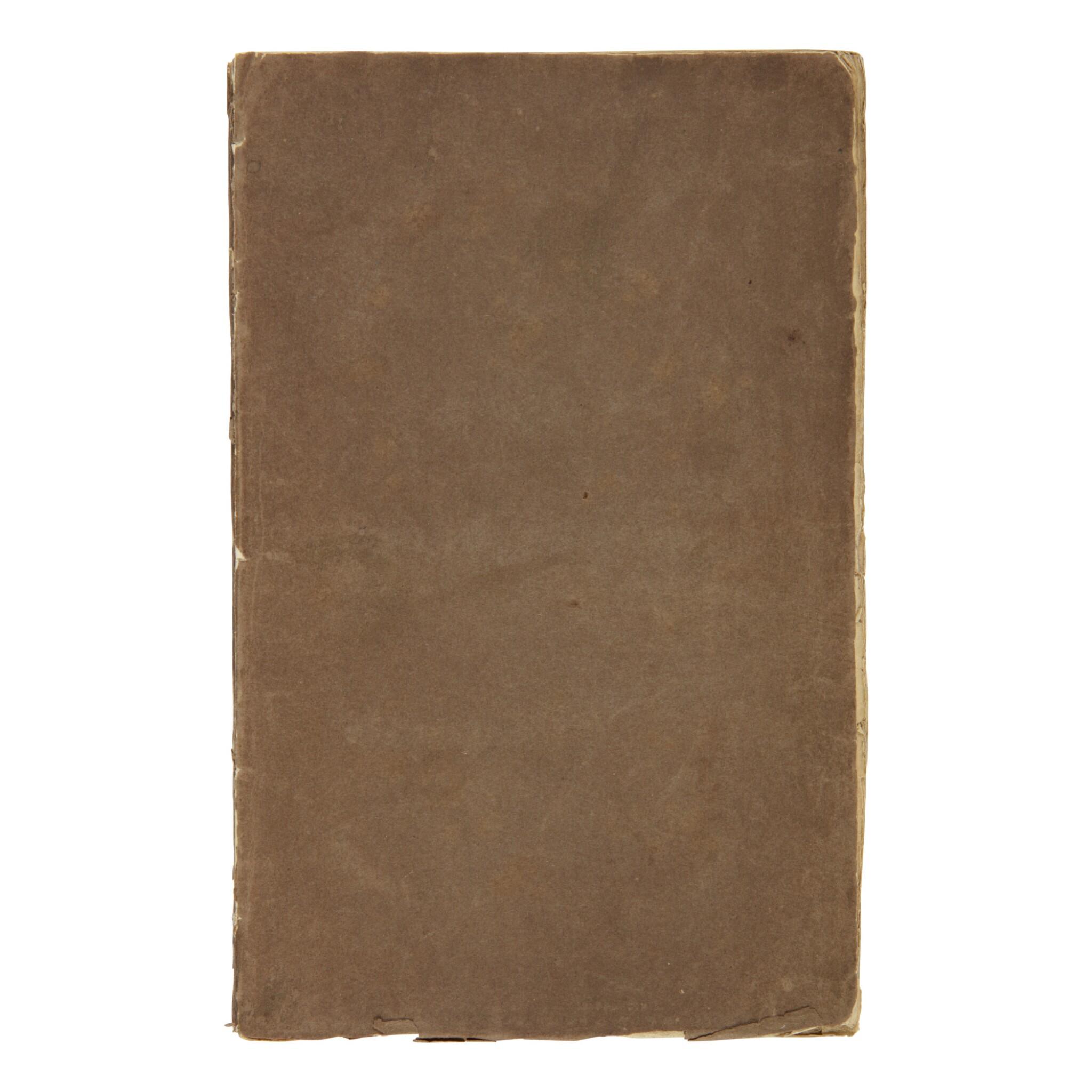 BYRON, GEORGE GORDON, LORD | Hebrew Melodies. London: John Murray, 1815