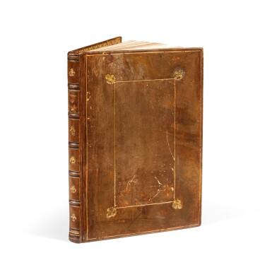 View 2. Thumbnail of Lot 62. Le Thresor des parterres de l'univers. Genève, 1629. In-4. Reliure de Bruyère. Seule et unique édition..